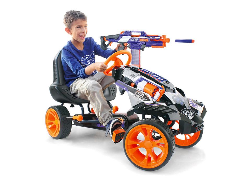 Kırılmaz Oyuncak Silah : Nerf