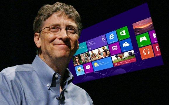 Bill Gates'in Bilinmeyen Yönleri