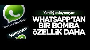 Whatsapp'a Sticker Özelliği Geliyor
