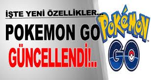 Pokemon Go Android ve iOS Uygulamaları Güncellendi