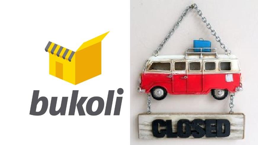 Bukoli'de kapanan e-ticaret şirketleri kervanına katılıyor !