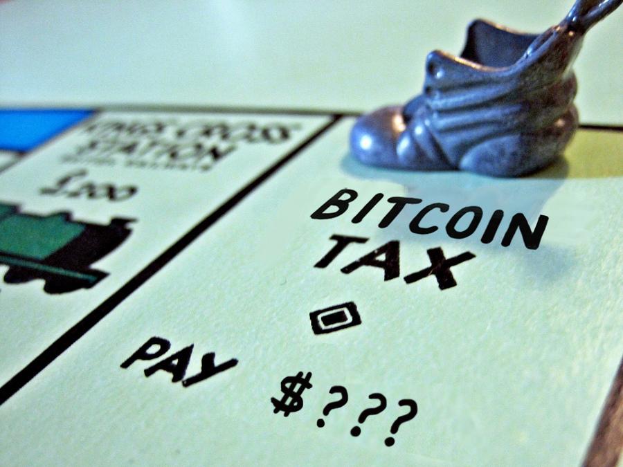 Bitcoin-vergi