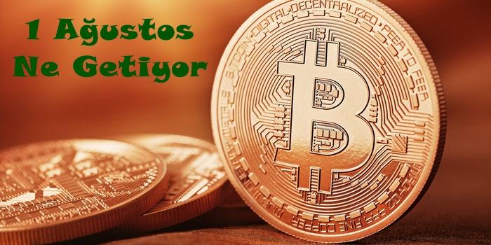1 Ağustos Bitcoin için neyi ifade ediyor? Analistlerin görüşleri