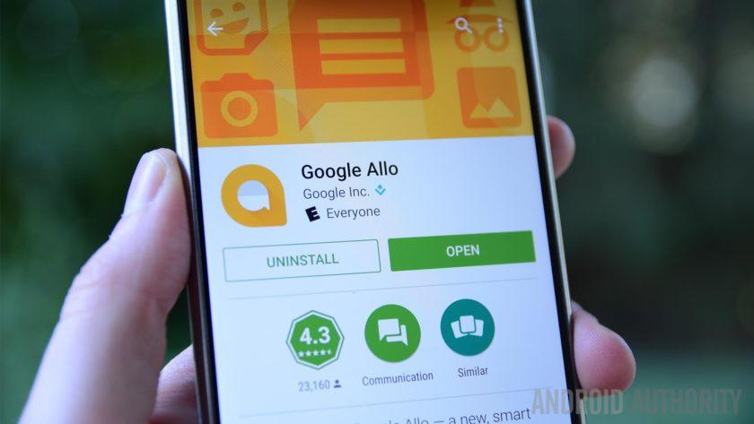 Google Allo ile Tanıştınız mı ?