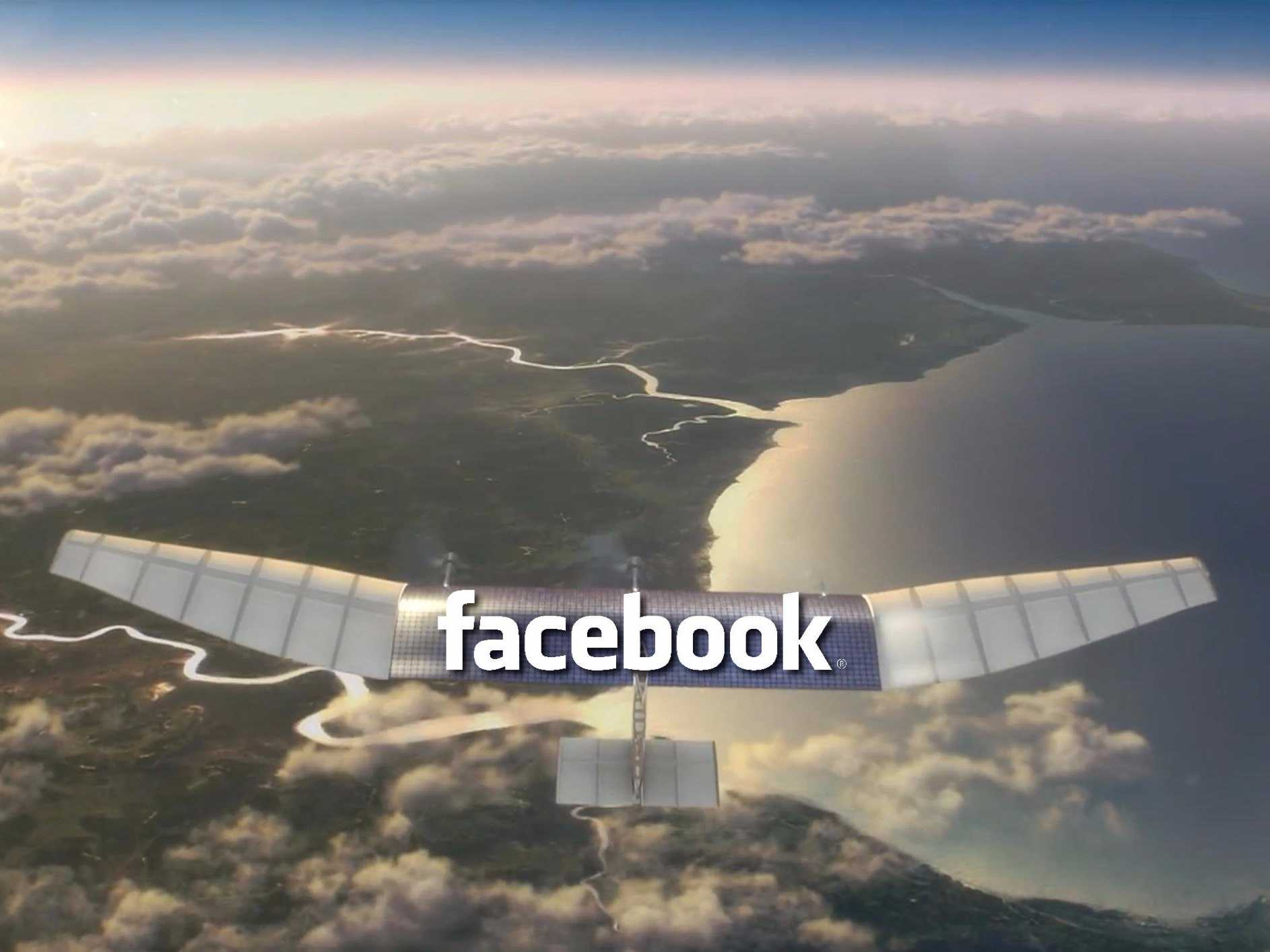 Beş Maddeyle Facebook'un Yeni Dronu Aquila