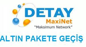 Detay Maxinet Gümüş Paket'ten Altın Paket'e Geçiş İşlemi Nasıl Yapılır ?