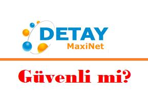 Detay Maxinet Güvenli Midir?