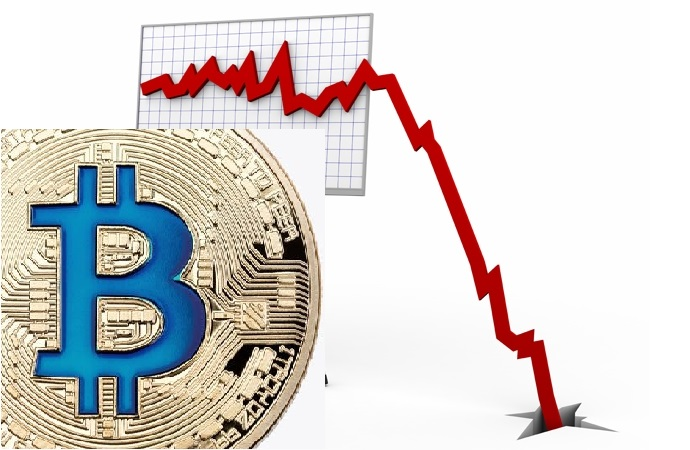 Bitcoin'in İnanılmaz Düşüşü