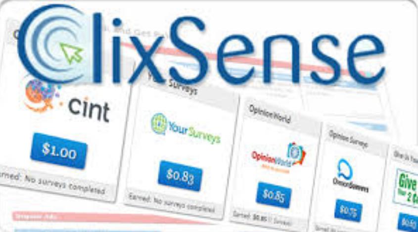 ClixSense incelemesi 2019(Tam Kılavuz + İpuçları)