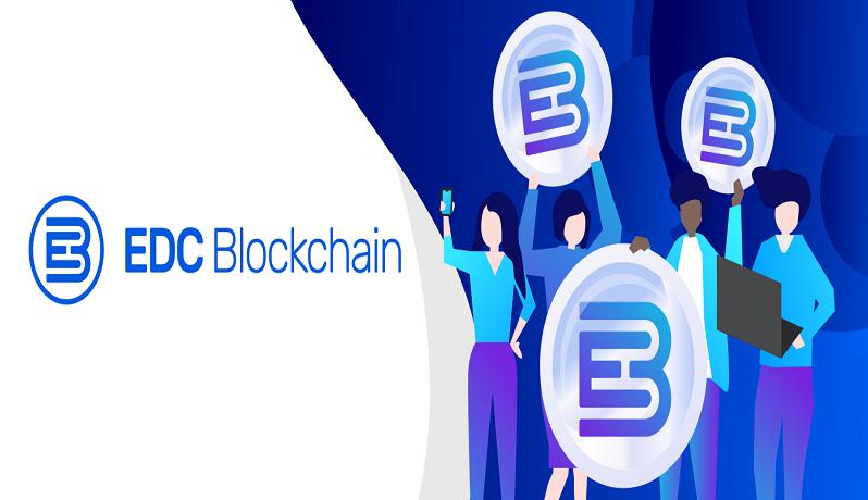 EDC Blockchain geleceğin dijital parası ile Leasing